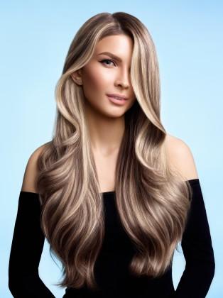 Окрашивание волос Babylights